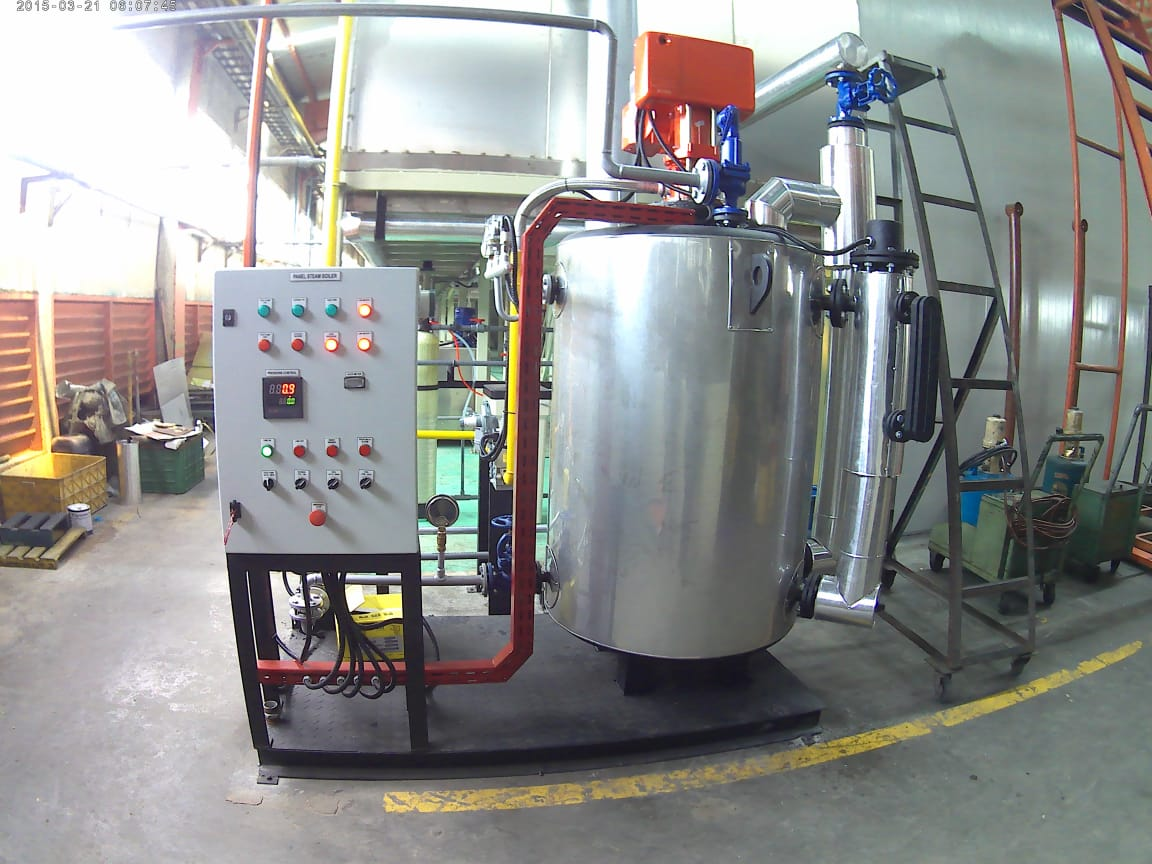 steam boiler gas 500 kg