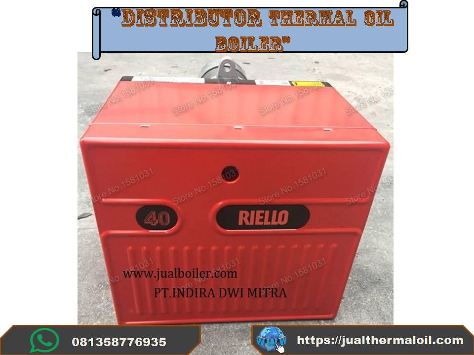 Burner Riello R40 G20 - Solar