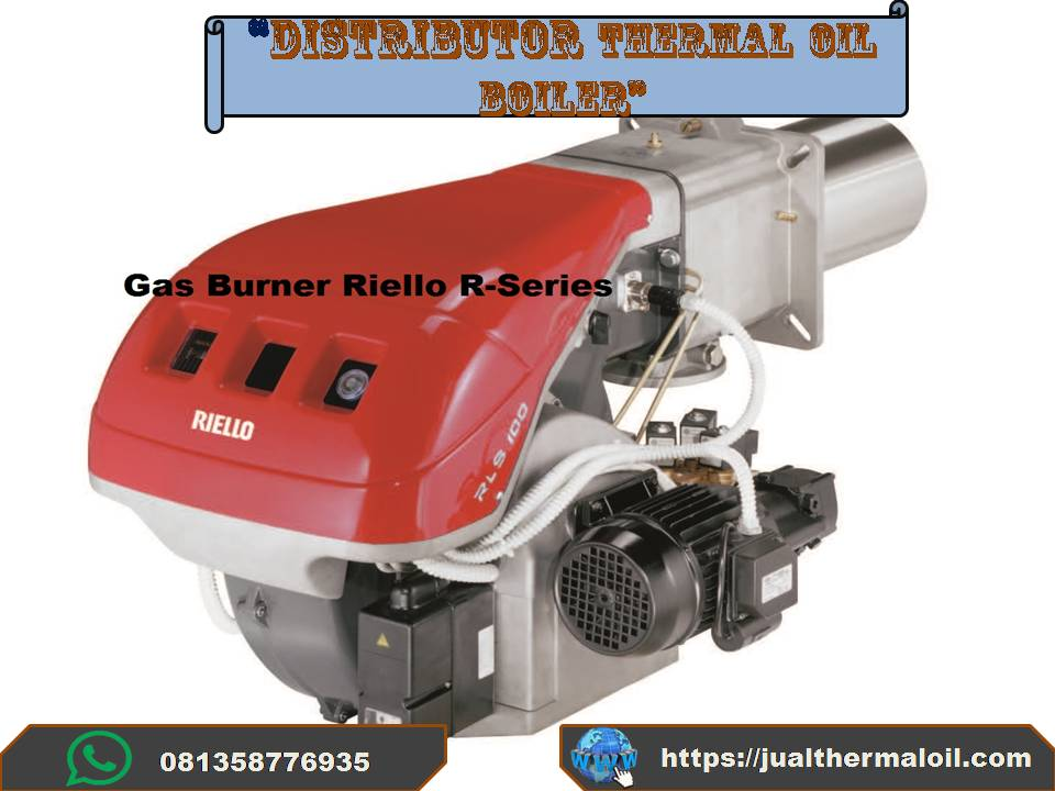 Burner riello RL 100