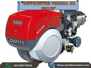 Burner riello RLS Dual Fuel