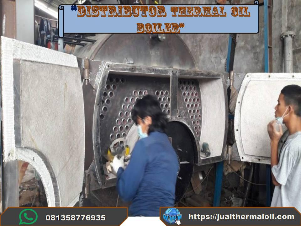 Jasa perbaikan Boiler steam
