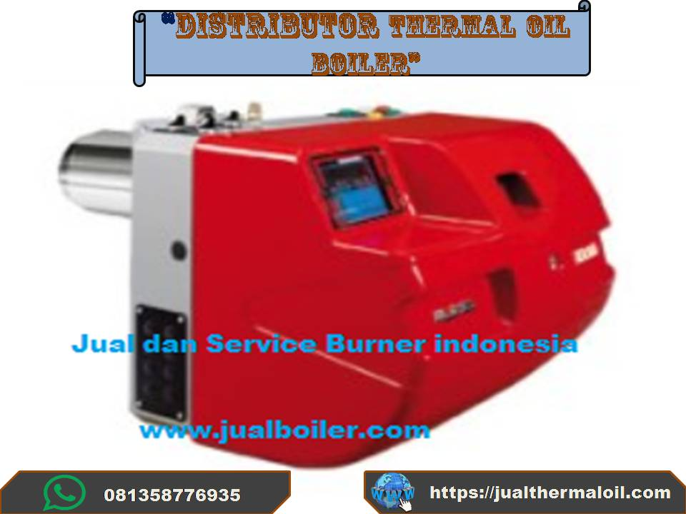 Riello Burner dual fuel