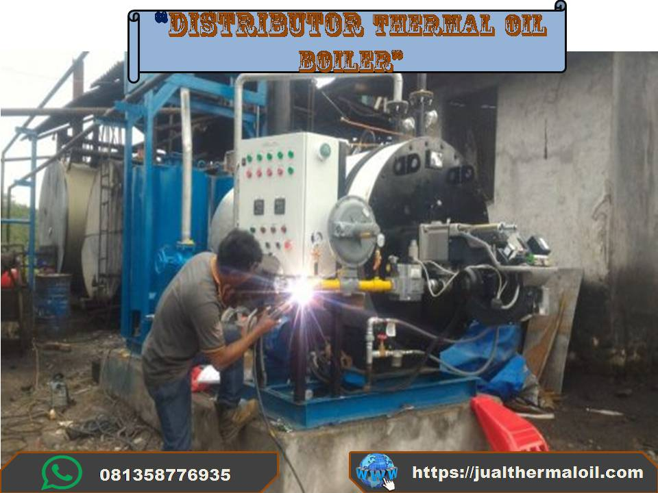 Thermal Oil boiler aspalt Mixing palnt