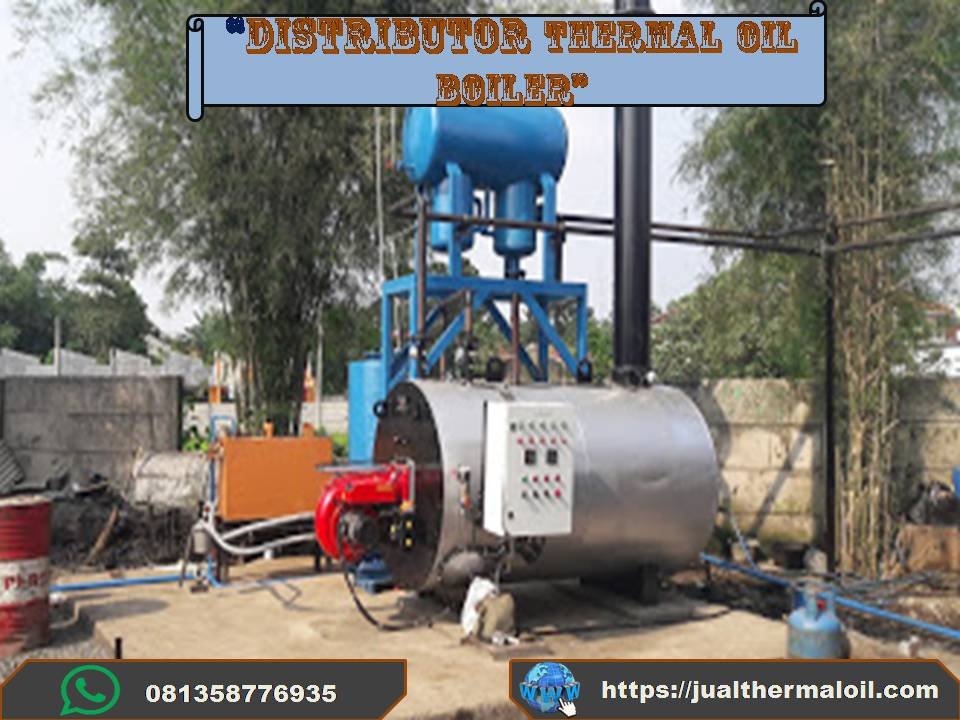 Thermal oil Boiler AMP 600.000 kcal