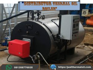 Thermal oil boiler aspalt AMP