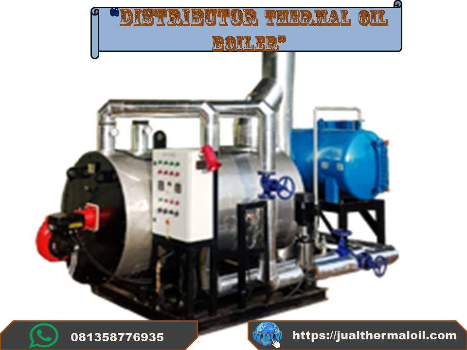 Thermal oil heater 200.000 Kcal