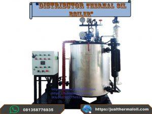 Vertikal Boiler steam