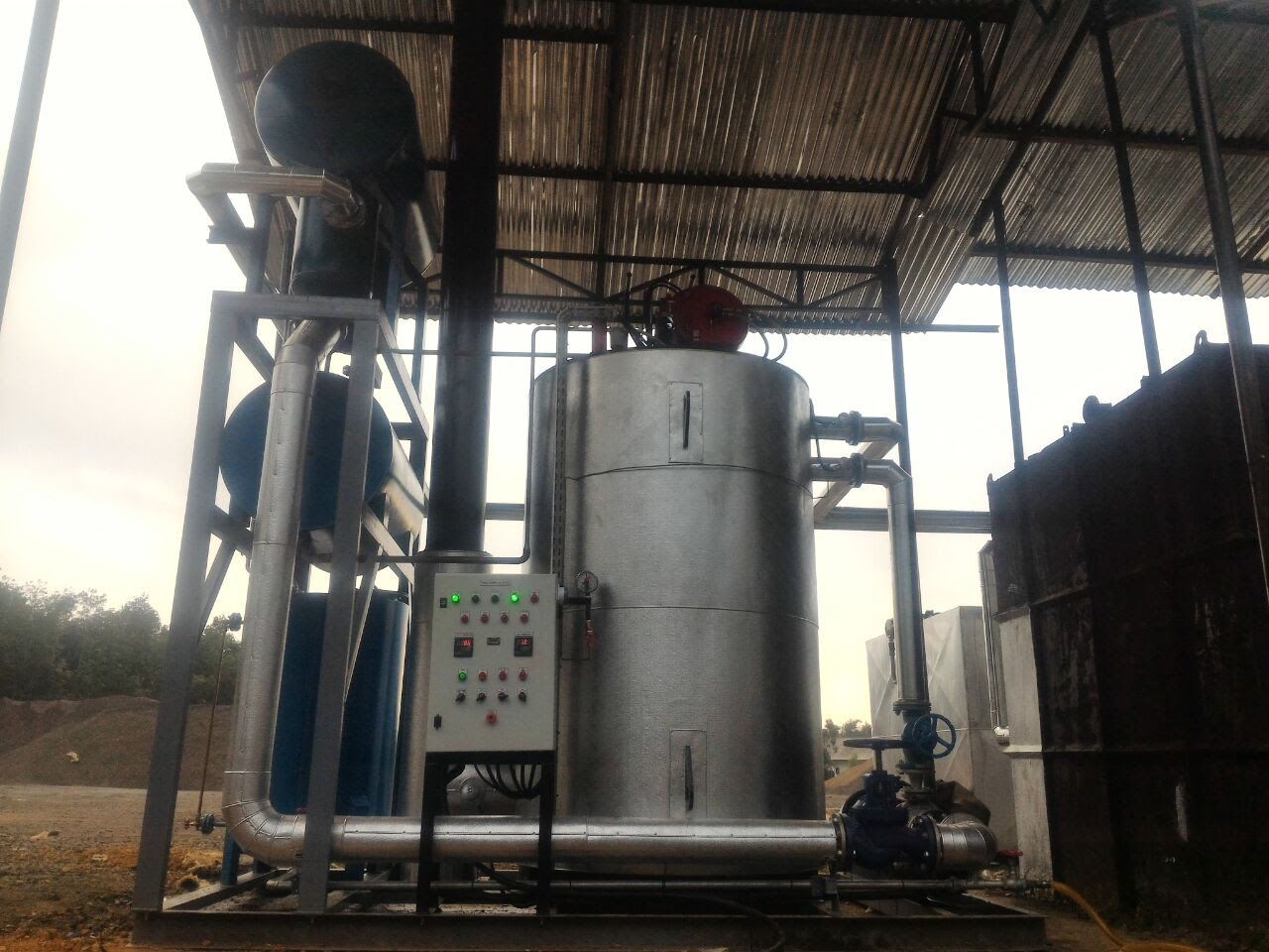 jasa cleaning thermal oil